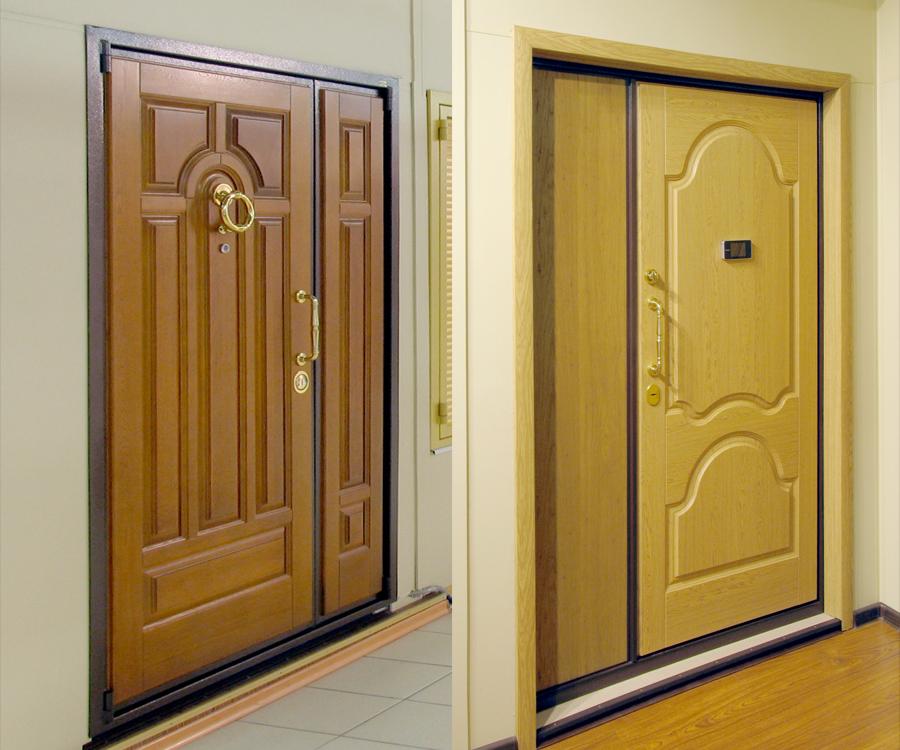 входные двери в квартиру бибирево