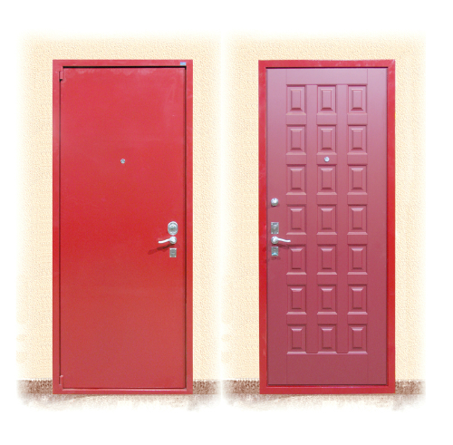 дверь металлическая входная лыткарино