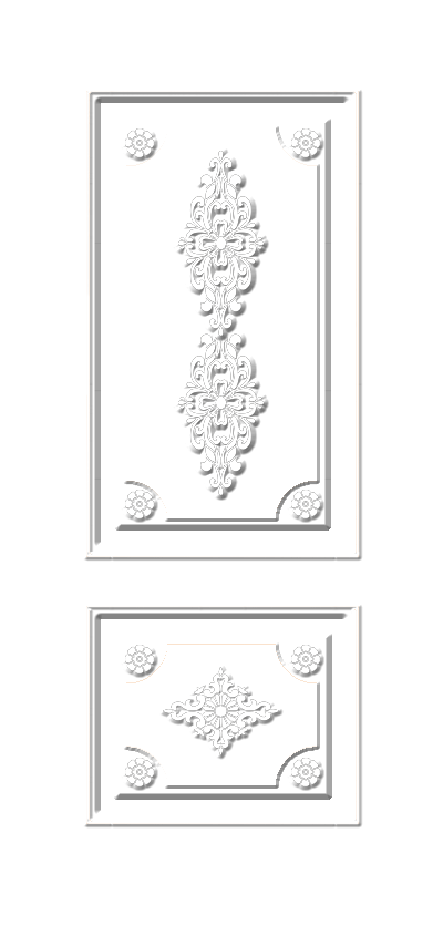 Коллекция отделок Декор