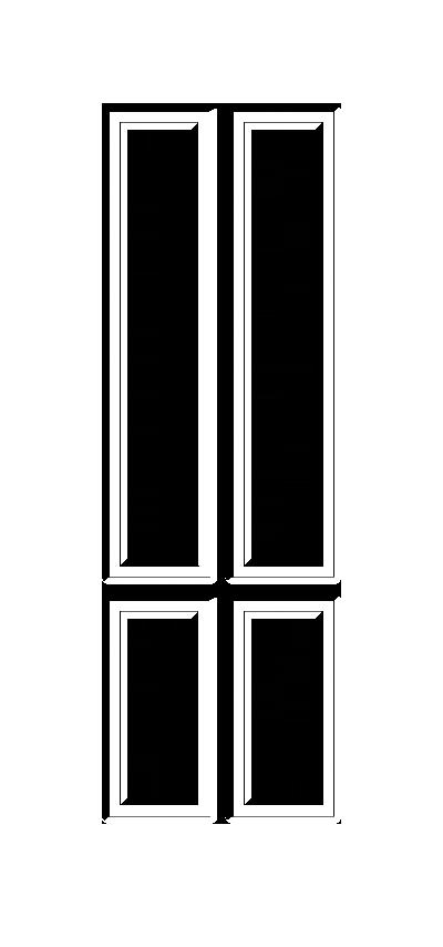 Коллекция отделок Пленка PVC