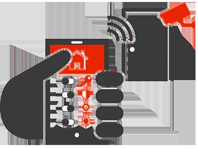 Замок Mottura Xnova на основе технологии Smart Home
