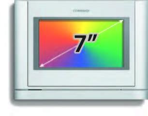 """Видеодомофон COMMAX CDV-704 MASD 7"""""""