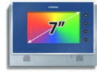 """Видеодомофон COMMAX CDV-70 U 7"""""""