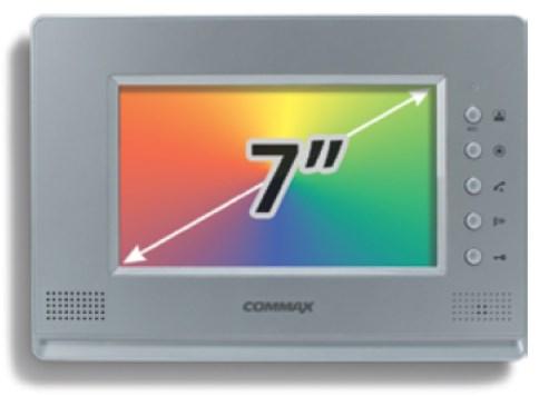 "Видеодомофон COMMAX CDV-70 AM 7"""