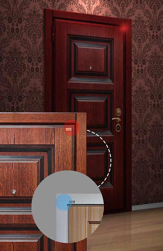 Умные входные двери