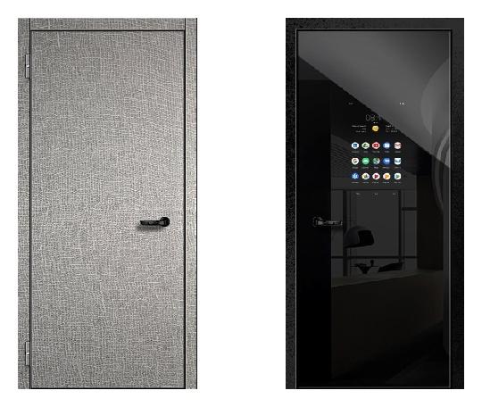 Стальная дверь ДПЗ 100-я серия (наружного и внутреннего открывания)* под панели с 2-х сторон (лист 2 мм) #1632326234