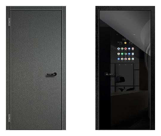 Стальная дверь ДПЗ 100-я серия (наружного и внутреннего открывания)* под панели с 2-х сторон (лист 2 мм) #1632328266