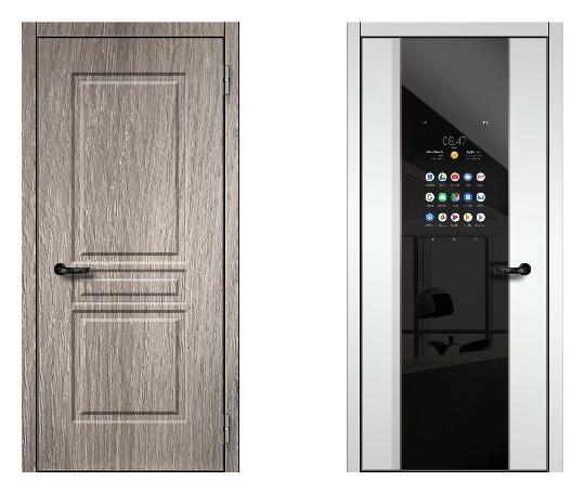 Стальная дверь ДПЗ 100-я серия (наружного и внутреннего открывания)* под панели с 2-х сторон (лист 2 мм) #1632556811